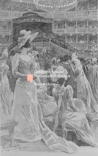 Faschings-Redoute in der Hofoper