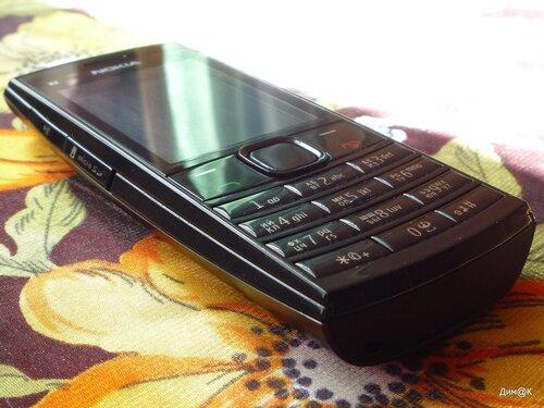 Nokia X2-02 (внешний вид)