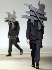Неделя мужской моды в Лондоне — вершина идиотизма