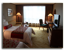 Малайзия. Куала-Лумпур. Renaissance Hotel