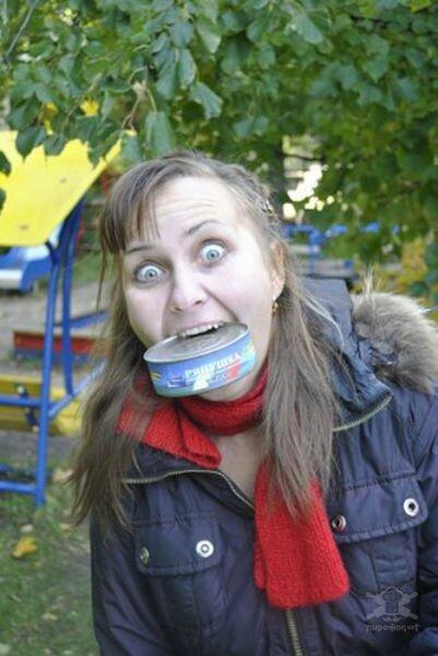 Идиотские фотки из Однокласников