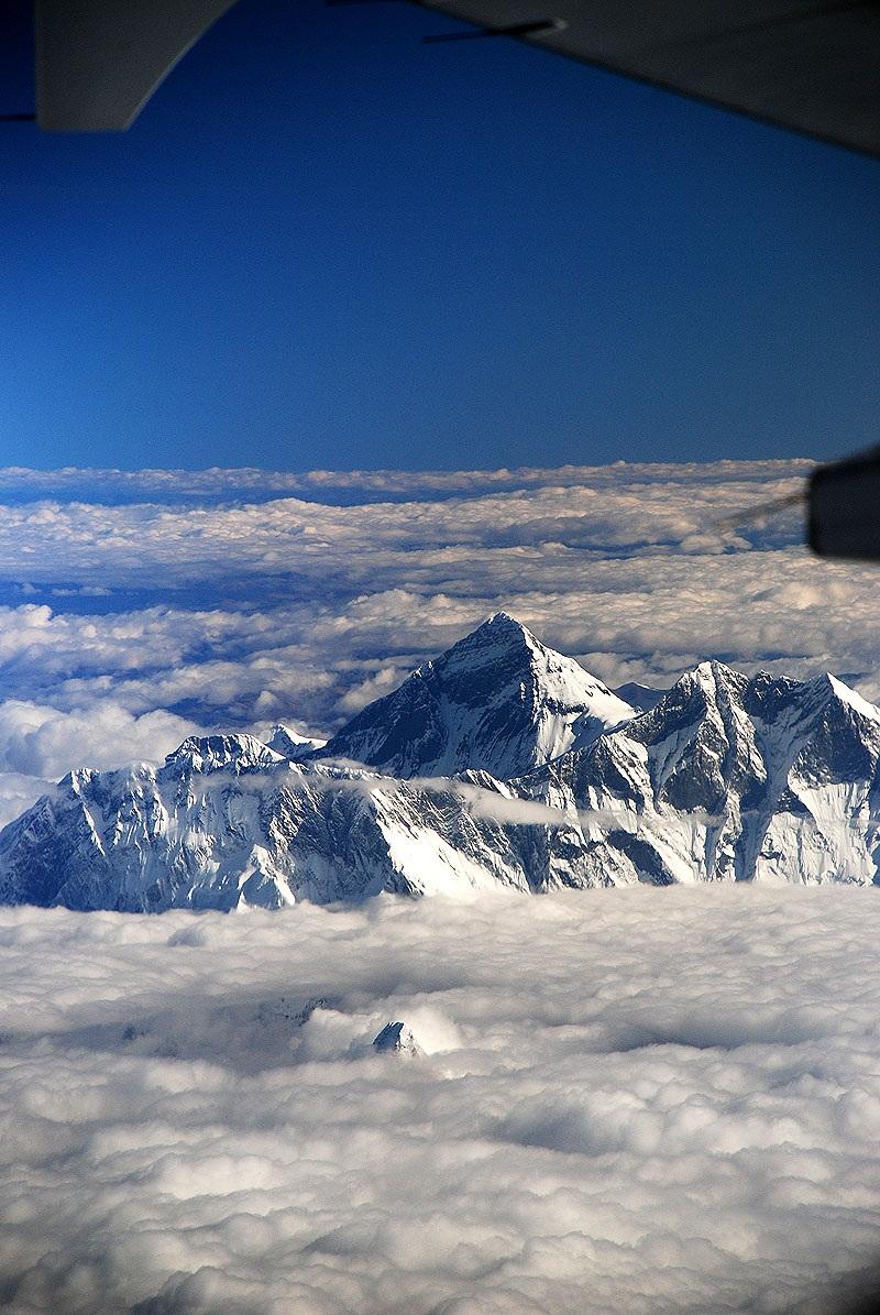 Вершина мира. Эверест.