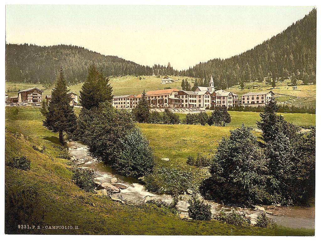 Австрия. Тироль 1890 - 1900 гг 0_80af1_fcae9ddb_orig