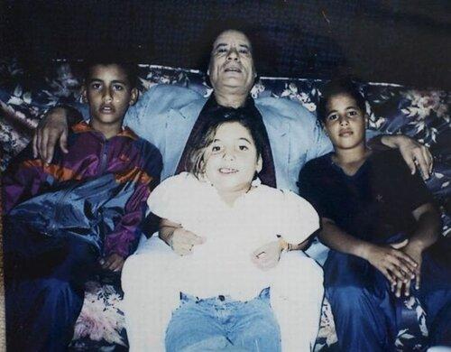 Дети Каддафи