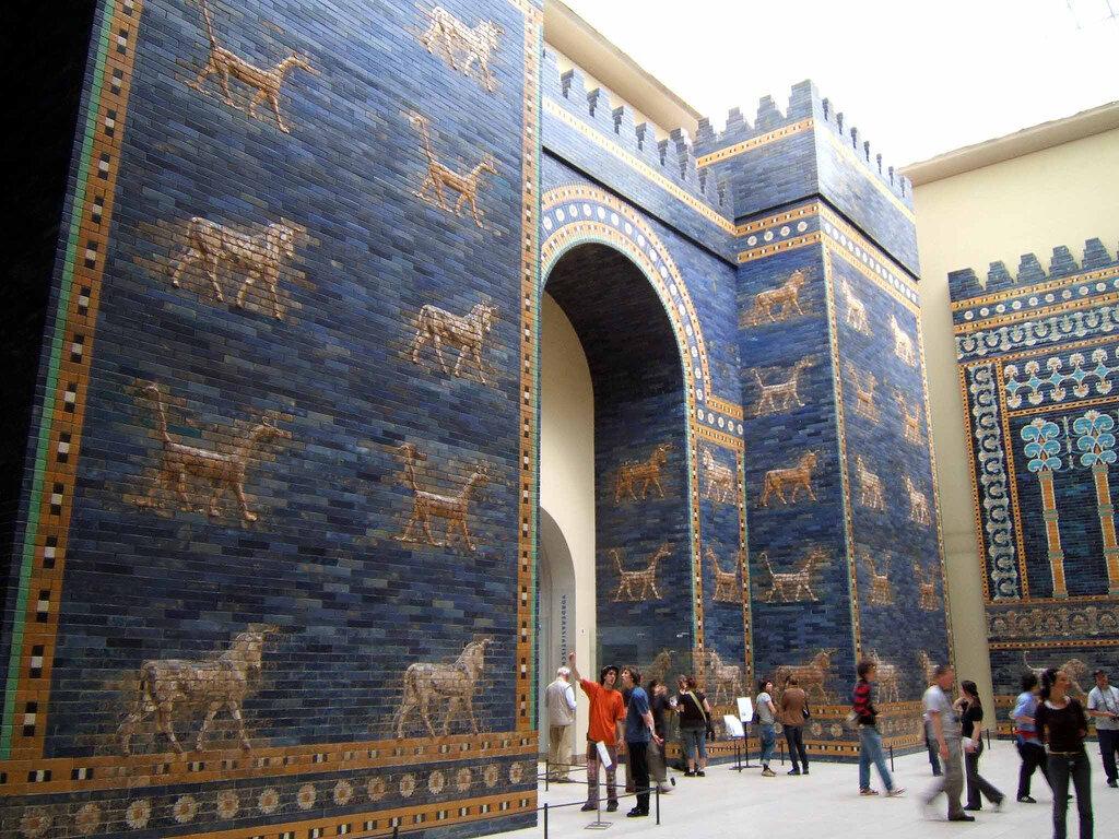 известные ворота мира фото это подарок бога