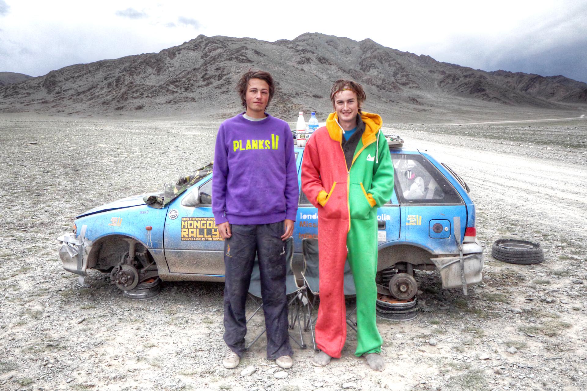Монголия — всё