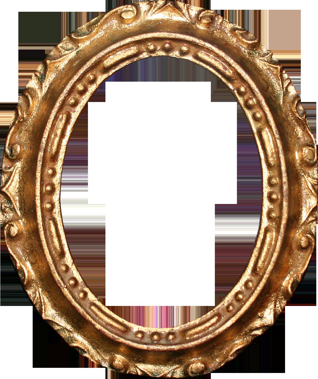 Рамки для круглой картины