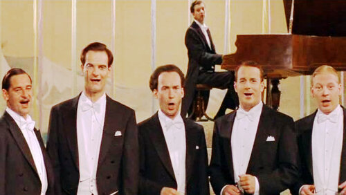 кадр из фильма Comedian Harmonists