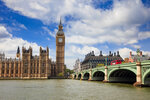 Beautiful Capitals and Cities of the World  Stock Photo