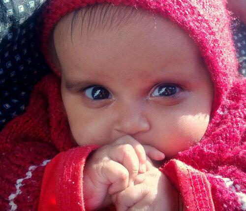 Меня очаровали ваши выразительные глаза, миледи!