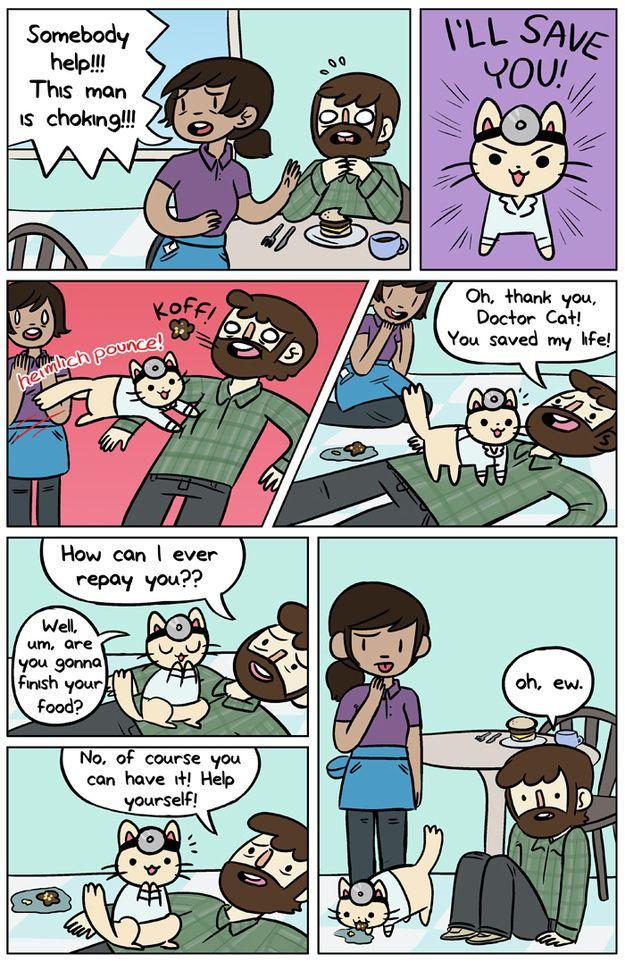 Смешные комиксы про котов на английском языке 0 c6d94 26ba051a orig