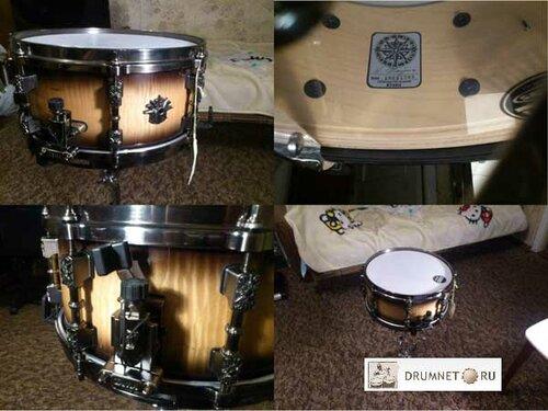 Продается малый барабан TAMA 6X13 серия WARLORD