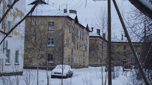 Фотография Инты №2731  Геологическая 5, 3 и 1 31.01.2013_13:10