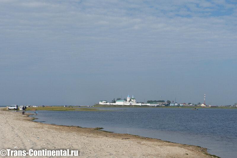 Посольский монастырь: Мужской монастырь у озера Байкал
