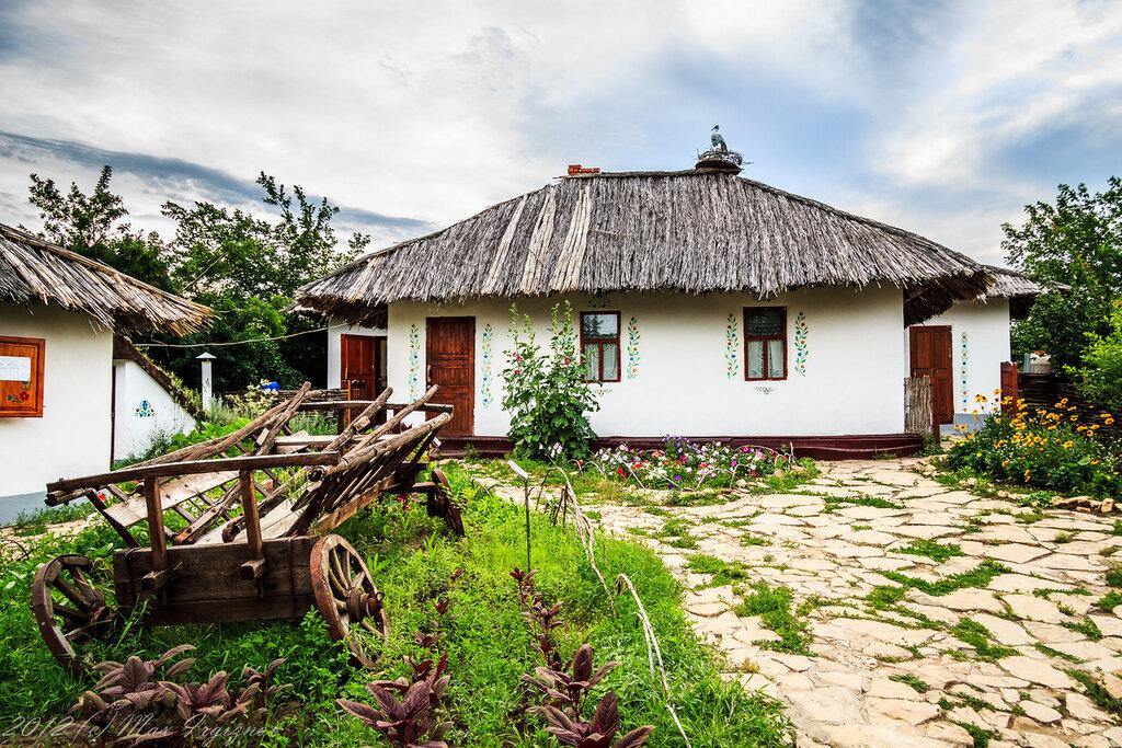 Украинский хутор