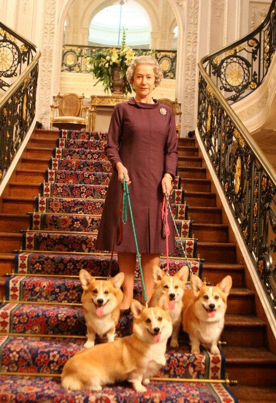 Собаки Королевы Великобритании Елизаветы Второй