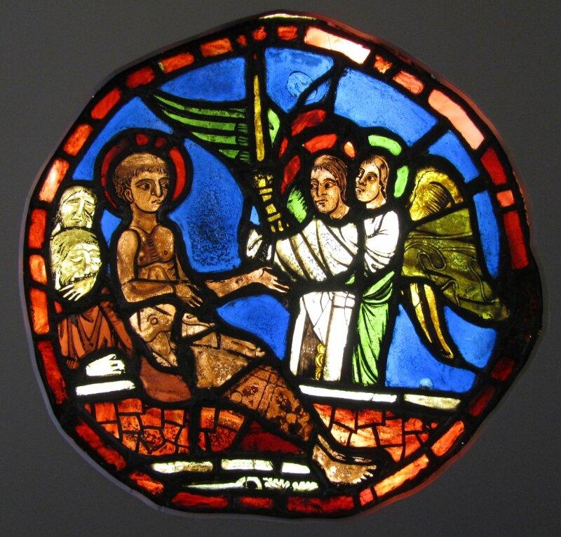 Музей витража собора в Или
