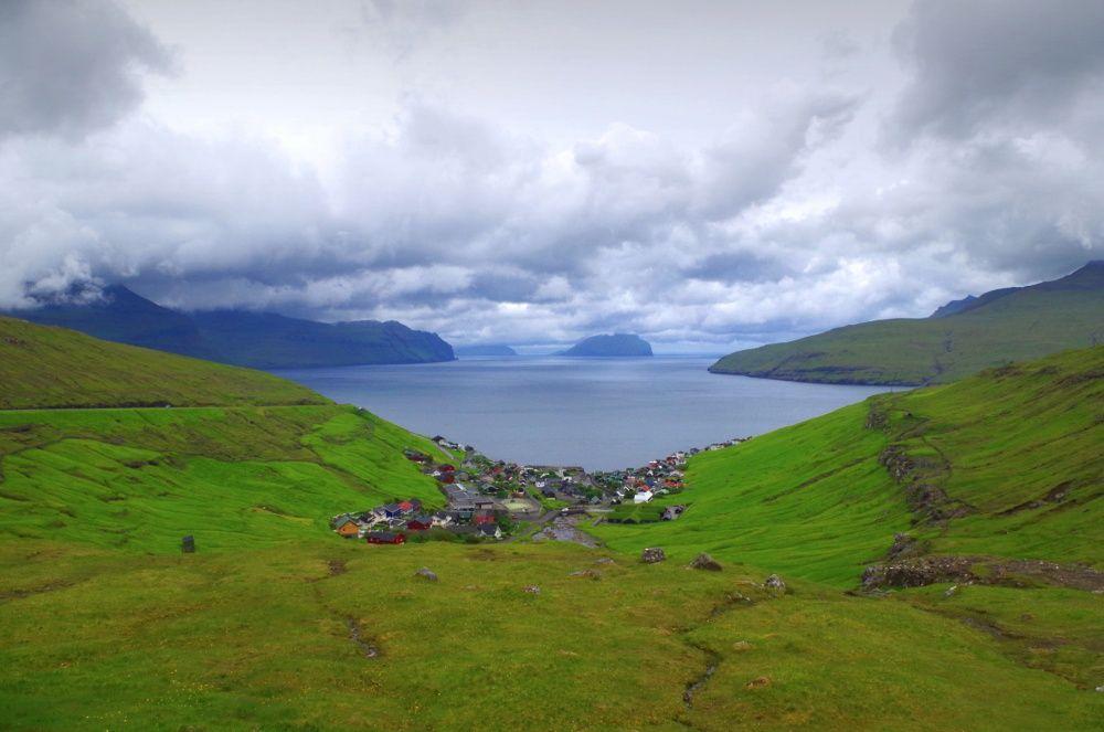 11. Квивик, Фарерские острова (© zenitt)