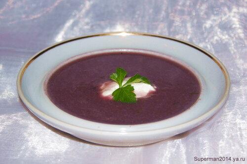 Вулканский суп Пломик