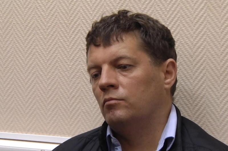 Обвинение желает продлить арест Сущенко до30января