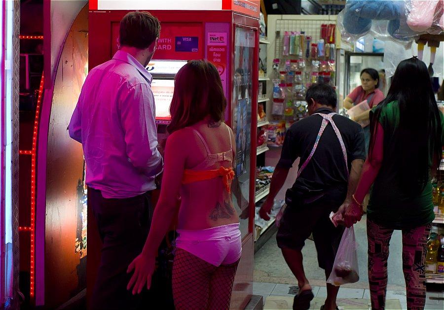 Бангкок секс за