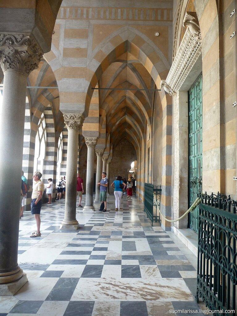 Кафедральный собор Амальфи.