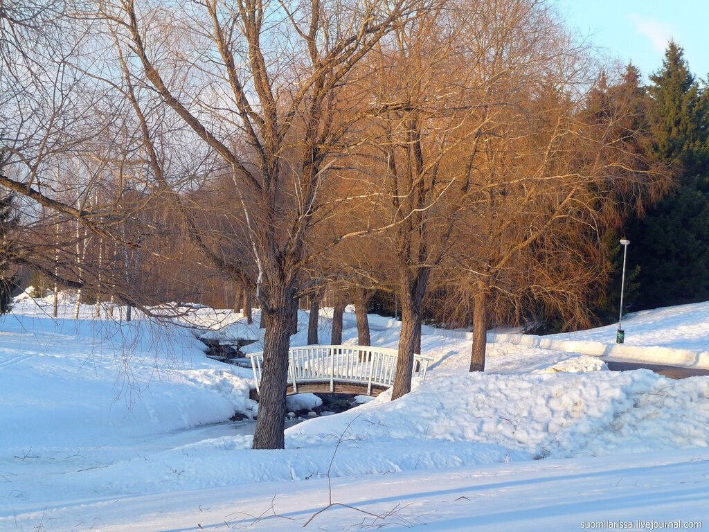 31 марта 2013 г., в парке.