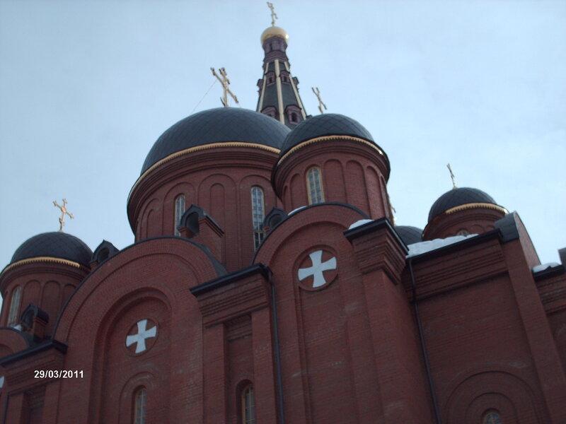 Купола Козьмодемьянска
