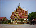 Храмовый комплекс Wat Plai Laem