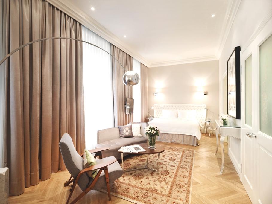 Бутик-отель Sans Souci в центре Вены, Австрия