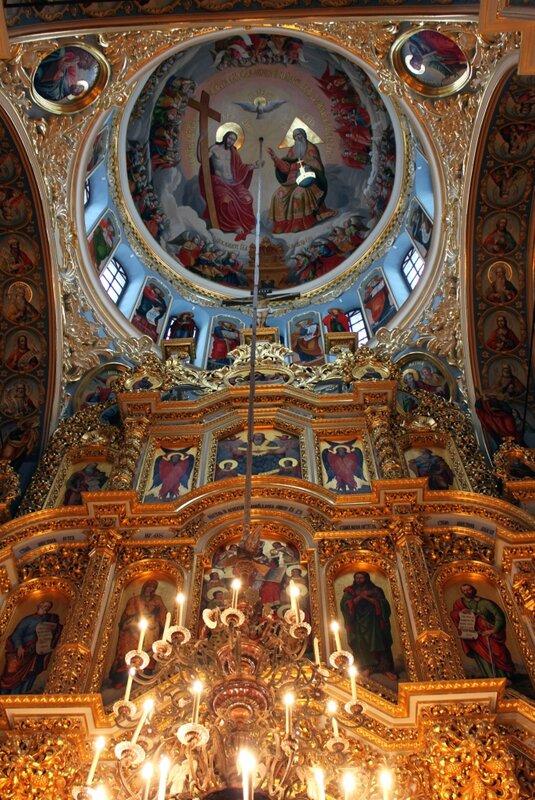 Успенский собор после реставрации