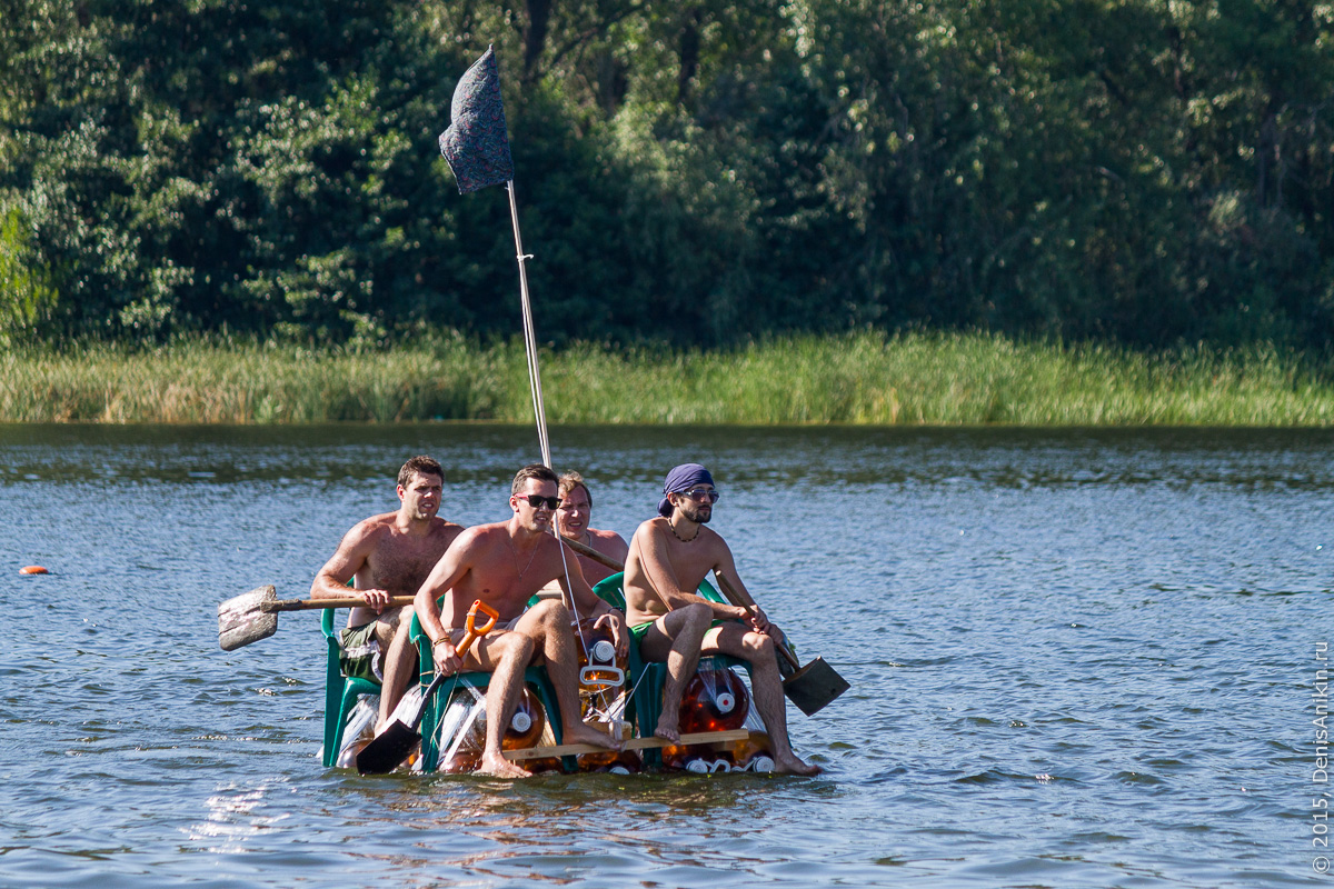 Water Bottle Race 4