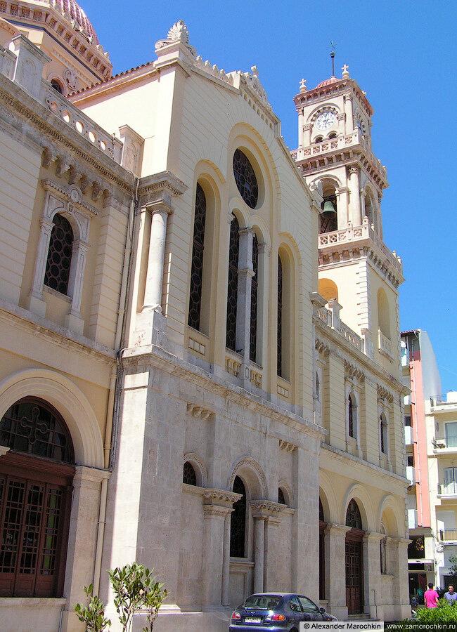 Собор Святого Мины, Ираклион | St. Minas Cathedral, Heraklion