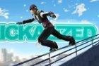 Катаемся по городу на сноубординге +winx лотерейка