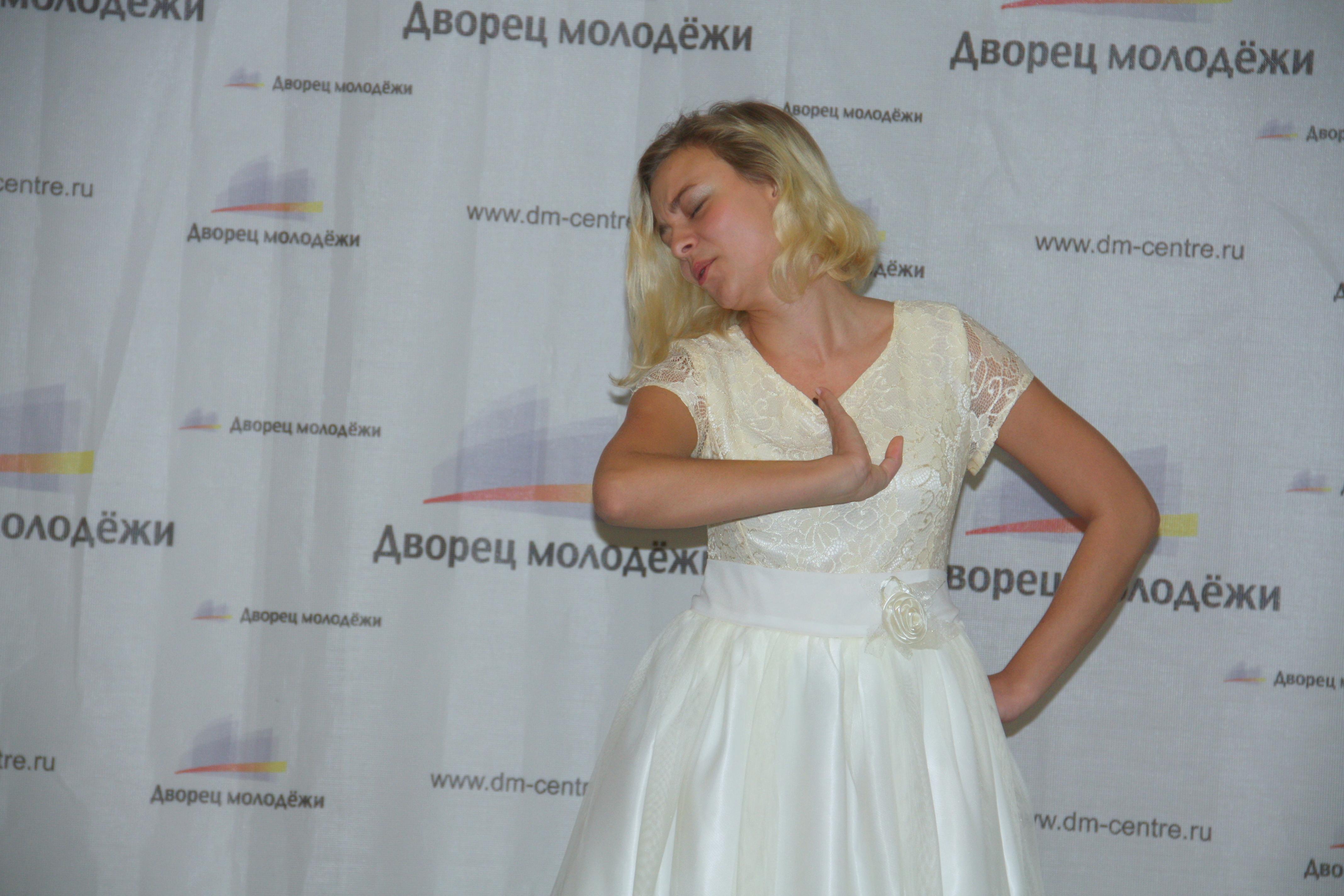 В конкурсе юных чтецов победила девочка без слуха