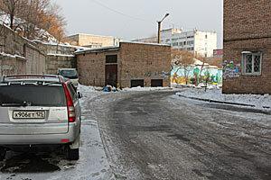 Vladivostok liquid reagents do not cope with icing