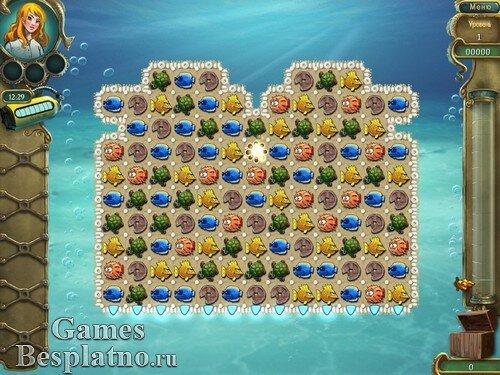 Глубокое синее море 2