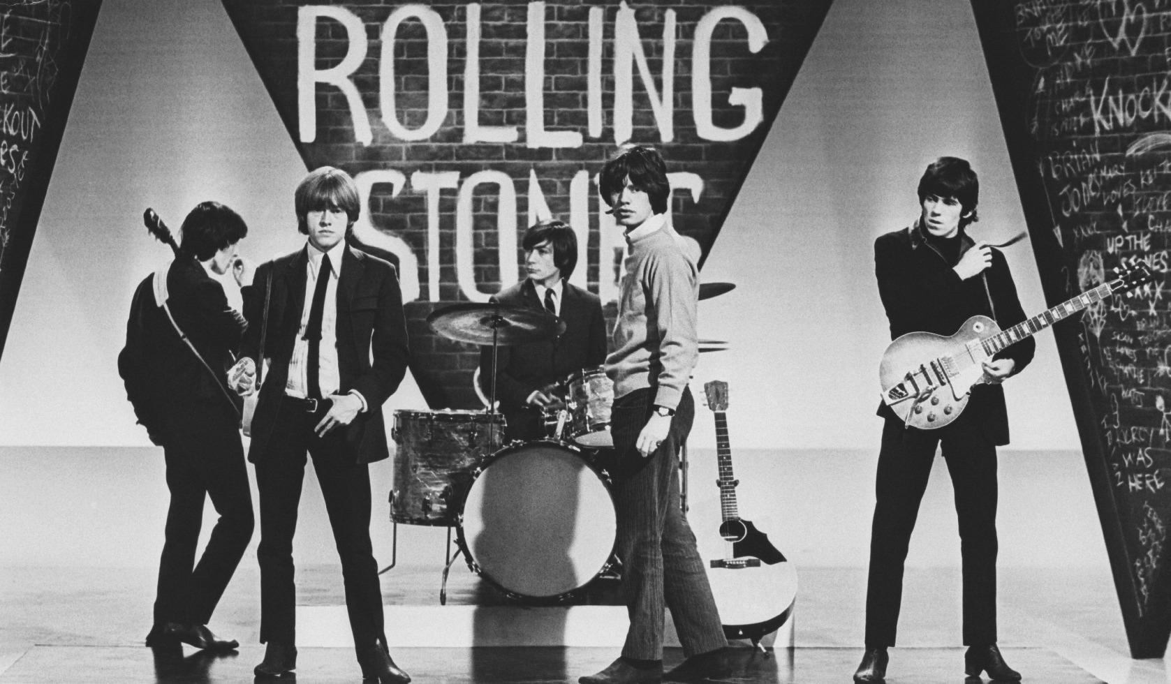 1963. «The Rolling Stones»