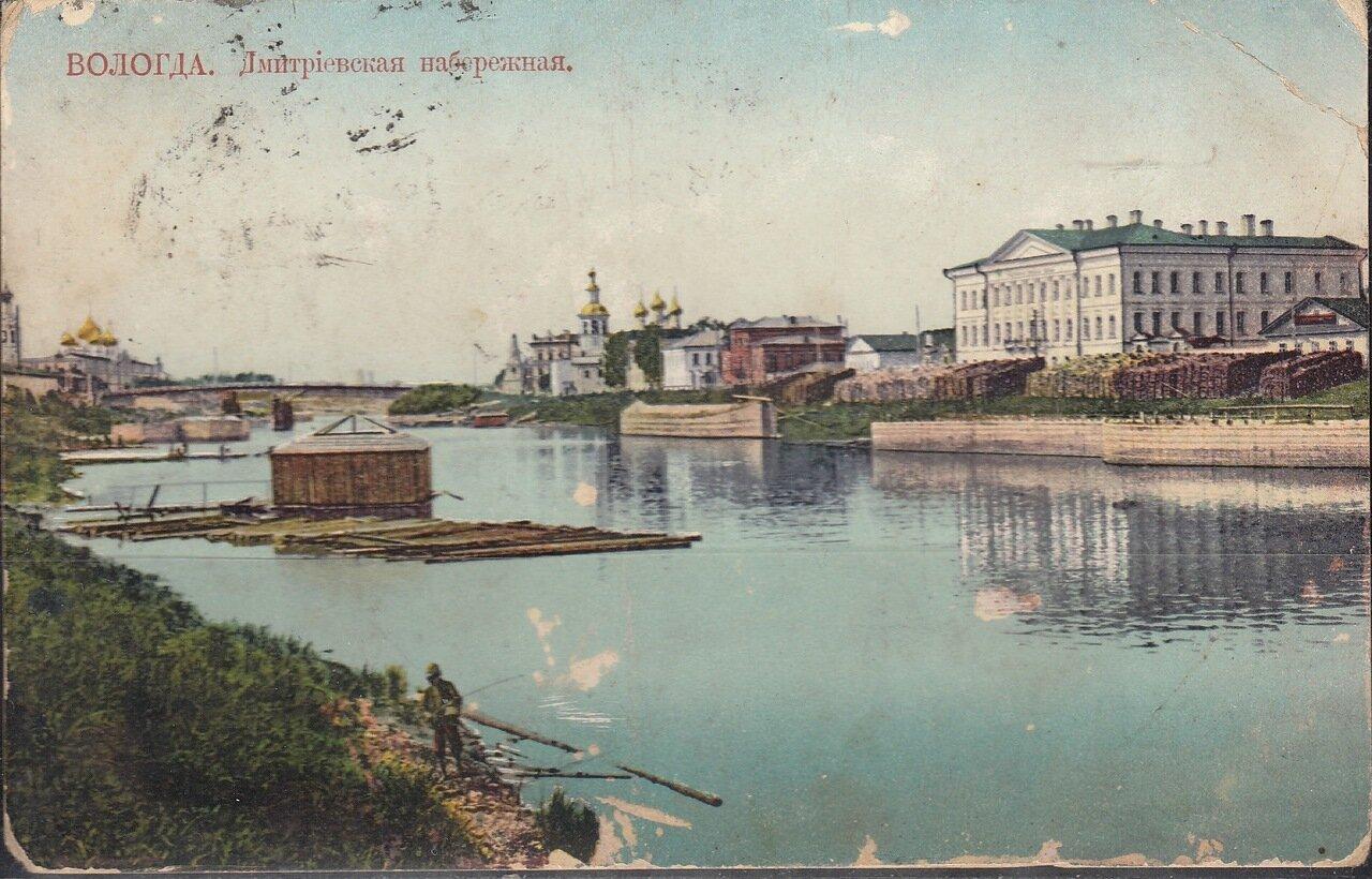 Дмитриевская набережная