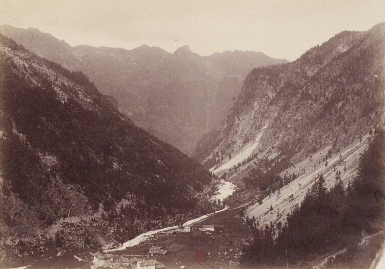 Долина Триент