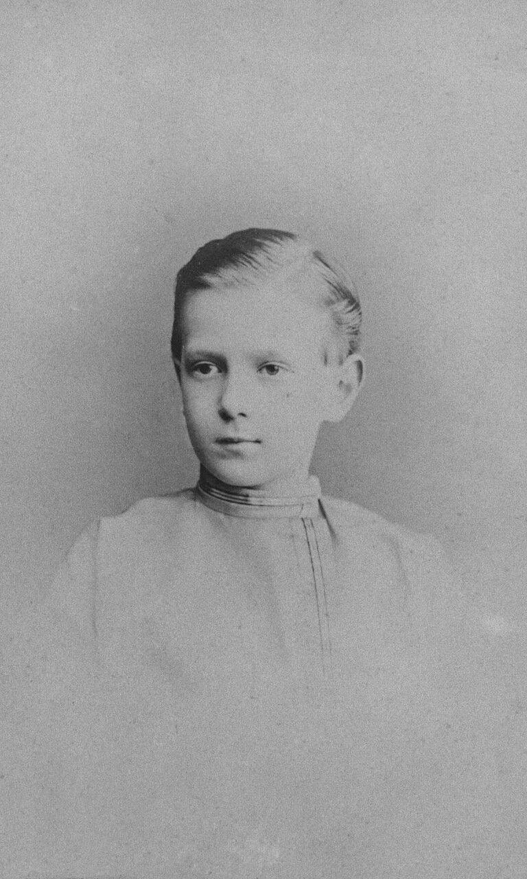 Великий князь Сергей Александрович, пятый сын Александра II