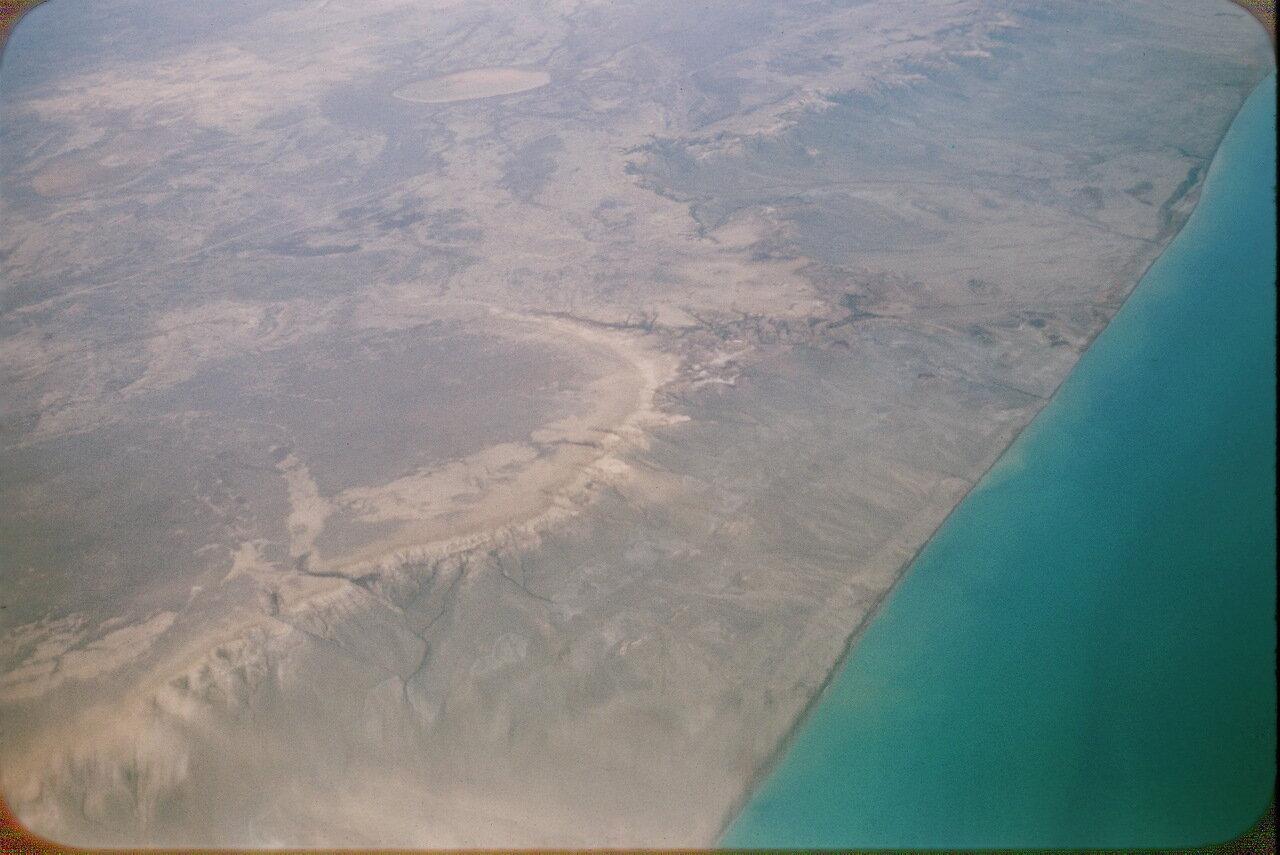 22. Берега Аральского моря