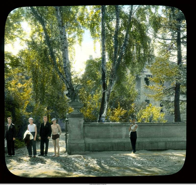 Санкт-Петербург.На Каменном острове