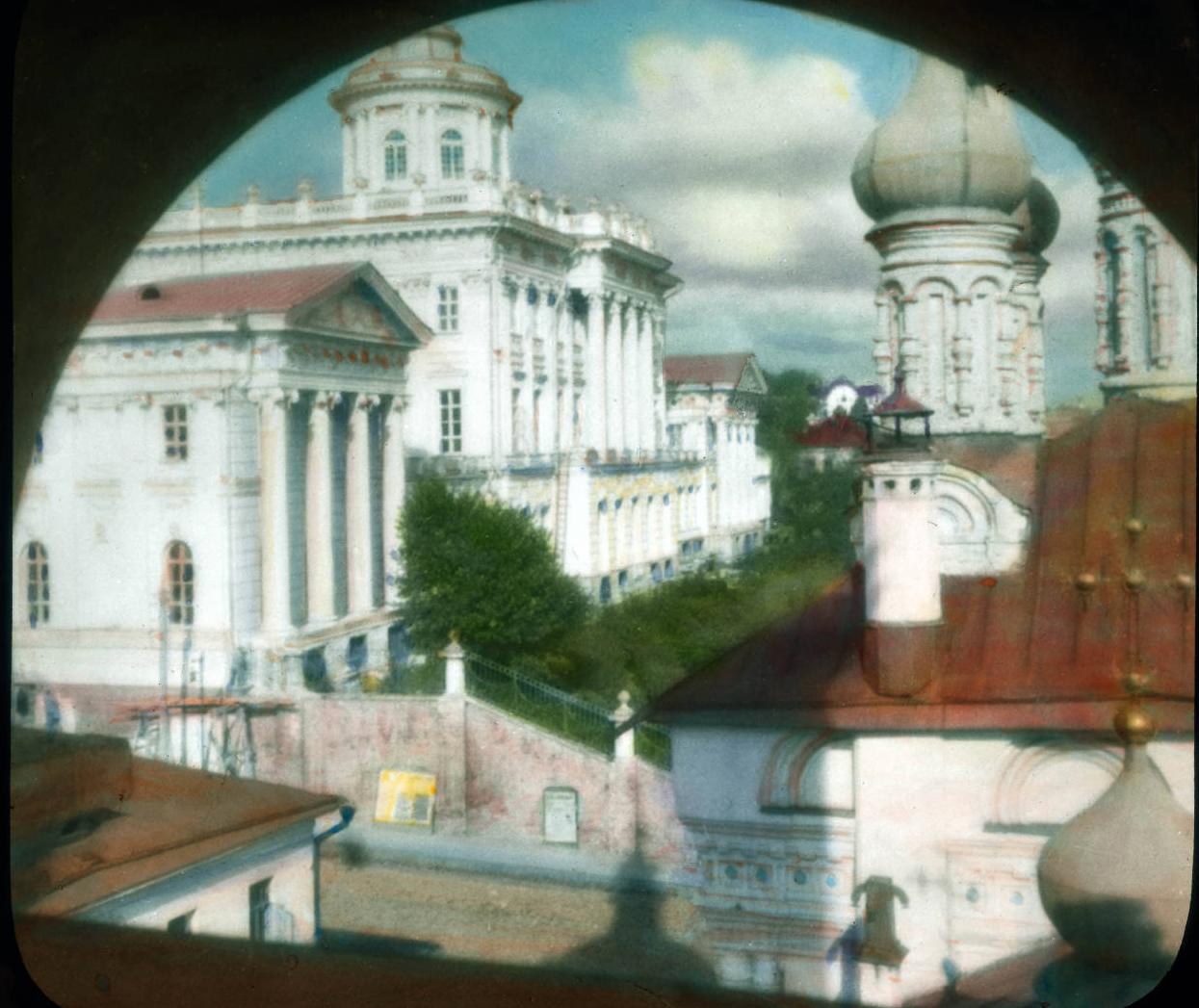 Москва. Библиотека имени Ленина