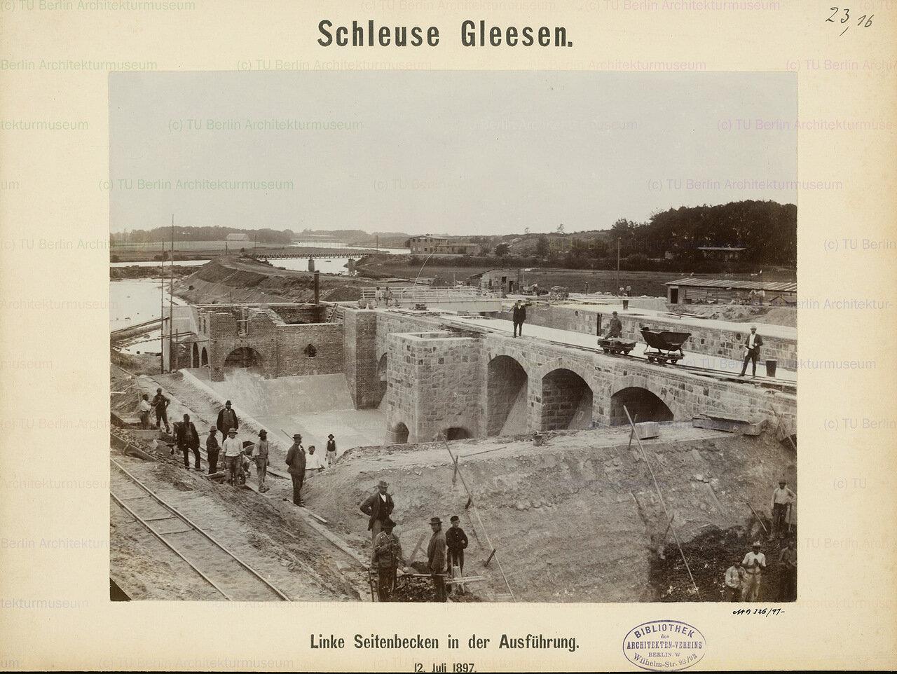 unbek. Architekt: Dortmund-Ems-Kanal (ohne Dat.)