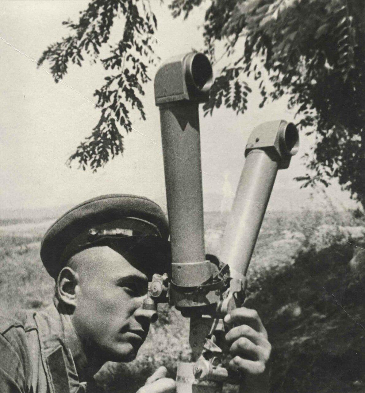 Пограничник, 1930 г.