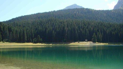 Анна Печенова, Черногория, Скадарское озеро