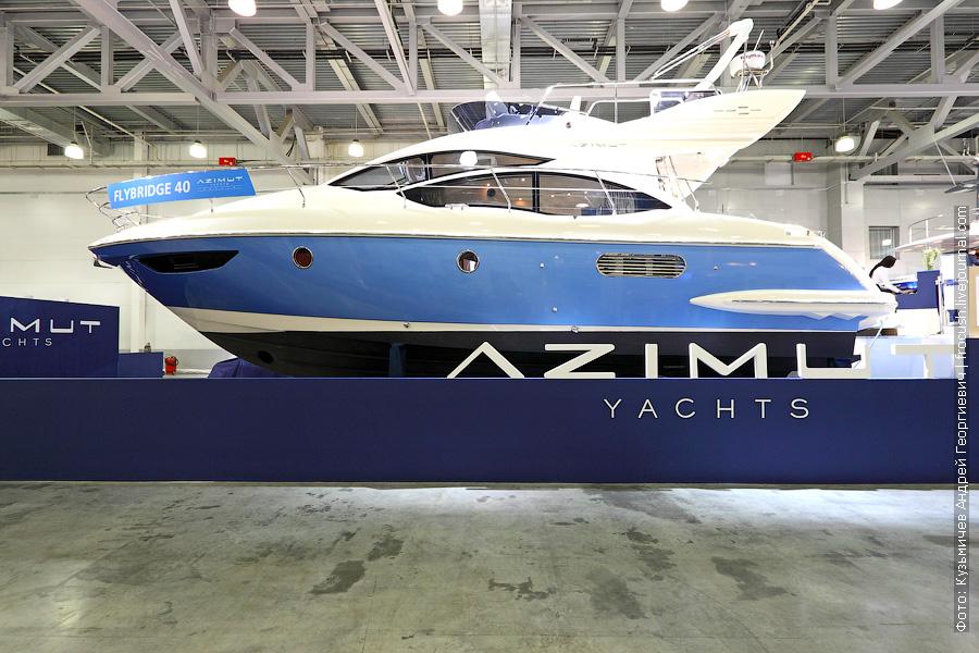 моторная яхта Azimut Flybridge 40