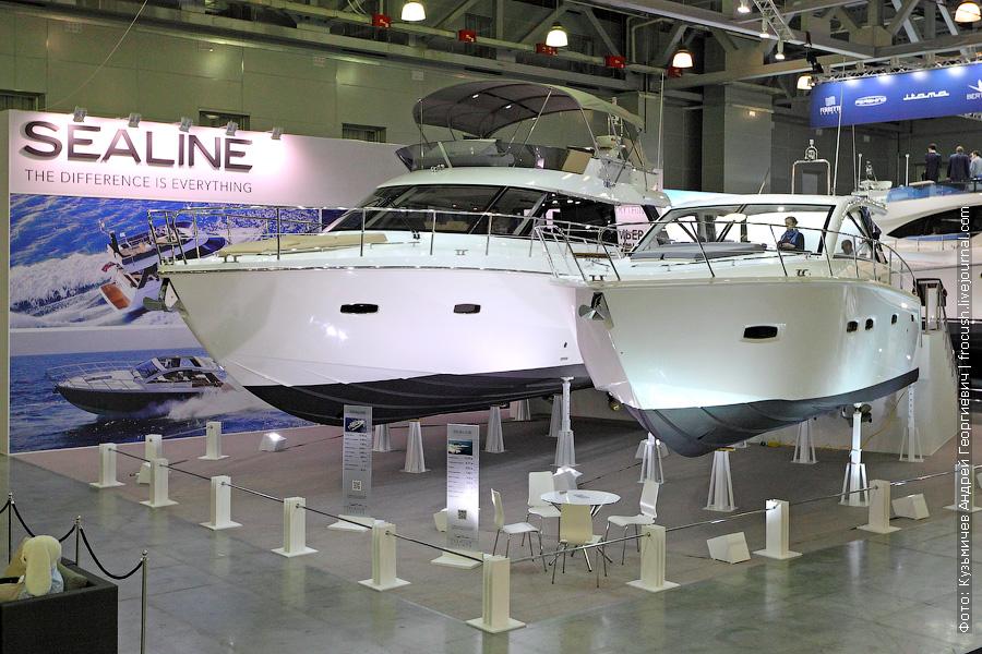 «SeaLine F450», «SeaLine S380»