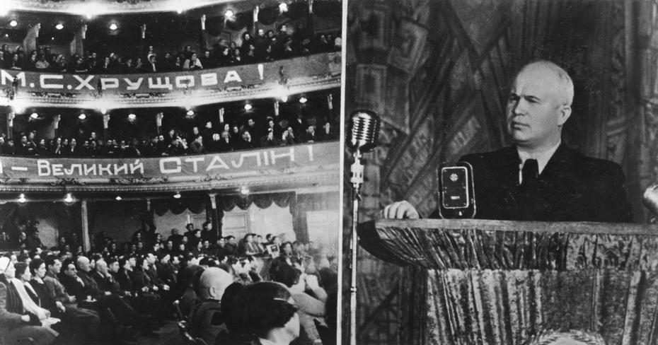1947. Встреча Н.С.Хрущева с избирателями